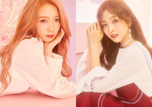 우주소녀 미기·선의, 결국 中 '프듀' 걸그룹 로켓소녀 탈퇴 _이미지