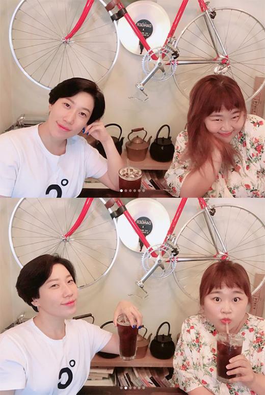 """김영희, 늘씬해진 홍윤화에 """"살 많이 빠져서 너무 놀람""""_이미지"""