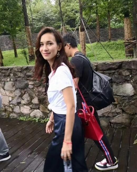 슈주 출신 한경, ♥셀리나 제이드와 판다센터 데이트_이미지3