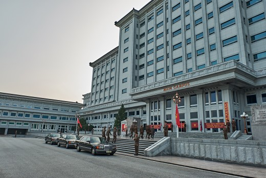 '공작' 갈 수 없는 나라 북한 어떻게 재현했나_이미지