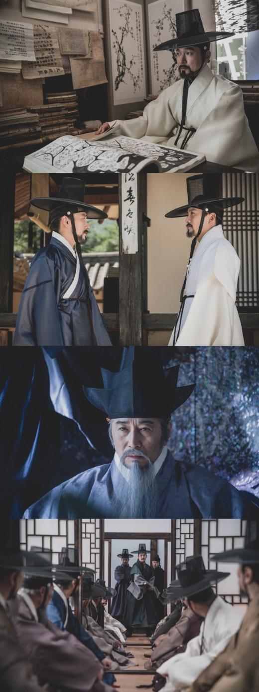 독보적 조승우vs압도적 지성…'명당' 드라마틱한 스케일