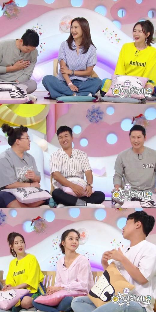 """'안녕하세요' 강주은 """"최민수와 사이 좋아져? 싸울 것 다 싸웠다""""_이미지"""