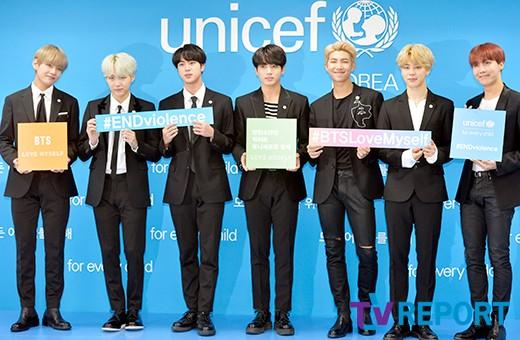 방탄소년단 유엔 연설…K팝 넘어선 전 세계 청년의 희망아이콘