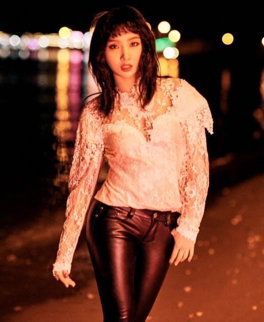 2NE1 출신 공민지, 필리핀 대학생 축제 선다_이미지