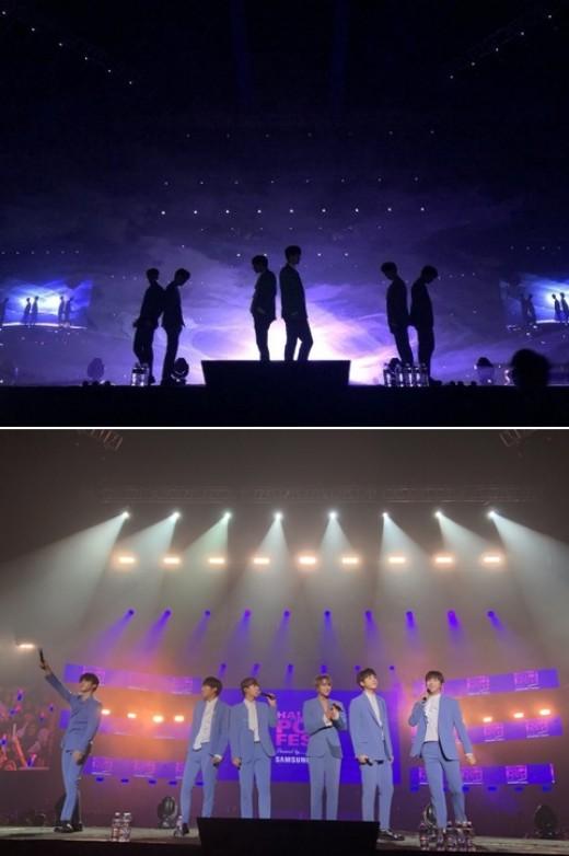 싱가포르 달궜다…스누퍼, K팝 축제 참가_이미지