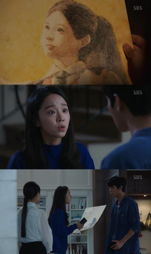 """'서른이지만 열일곱' 신혜선, 양세종 그림에 혼란 """"13년 전부터 알았다""""_이미지"""