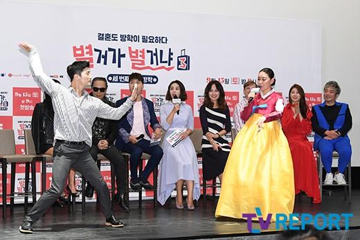 정석순 '아내 김나니 소리에 맞춰 열정 댄스'_이미지
