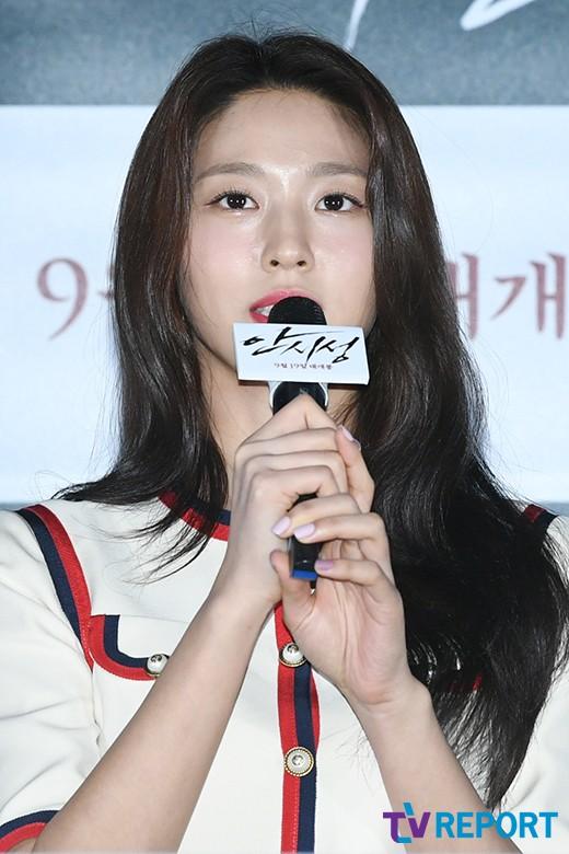 """'안시성' 김설현 """"승마+액션연습..안무덕분 어렵지 않았다""""_이미지"""