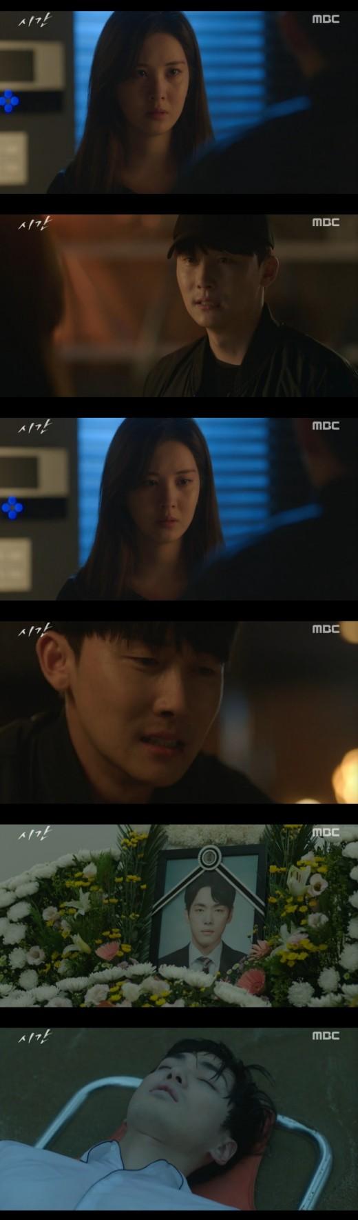 '시간' 김정현, 서현 구하려다 세상 떠났다…김준한 진실 밝힐까 _이미지