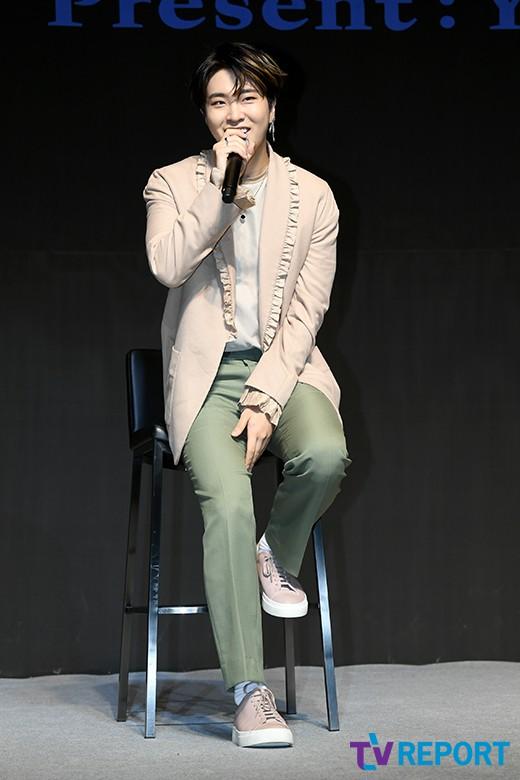 영재 '훈훈한 미소'