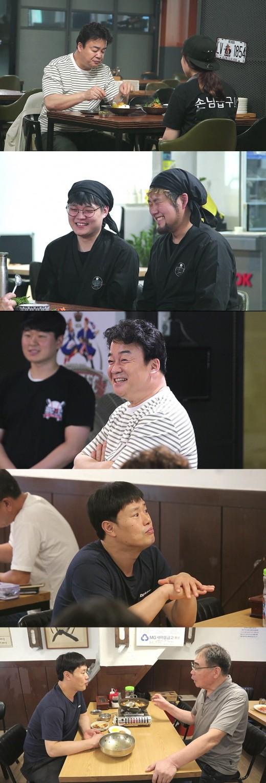 '골목식당' 확 달라진 양식집&덮밥집 메뉴, 백종원 '웃음+칭찬'