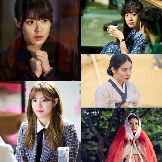 '백일의 낭군님'까지…남지현, 똑똑한 캐릭터 선택