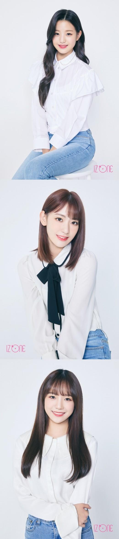 장원영·미야와키 사쿠라·조유리…블링블링 아이즈원