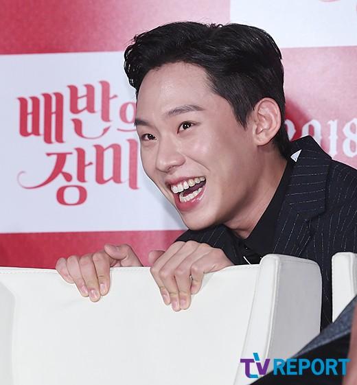 김성철 '뽀시래기 매력'
