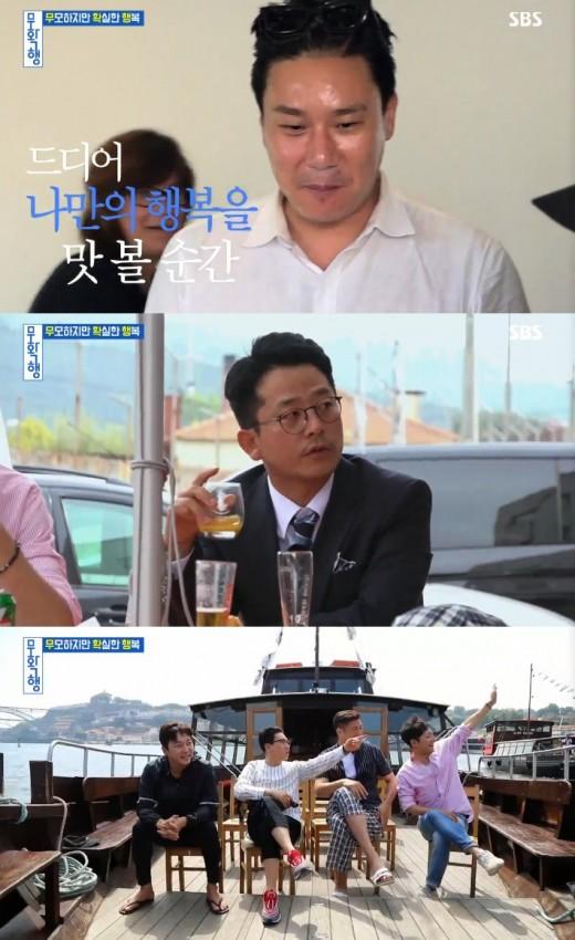 '무확행' 이상민X김준호, 무모하게 행복 찾았다 (feat. 돌싱 여행)
