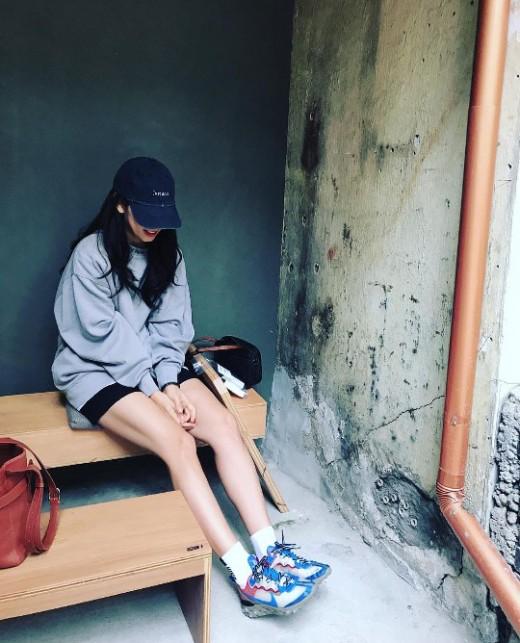 가려도 시원한 미소, 박신혜의 하루