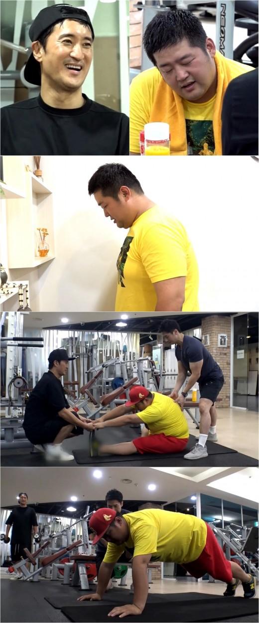 '전지적 참견 시점' 신현준, 스파르타 트레이너로 변신