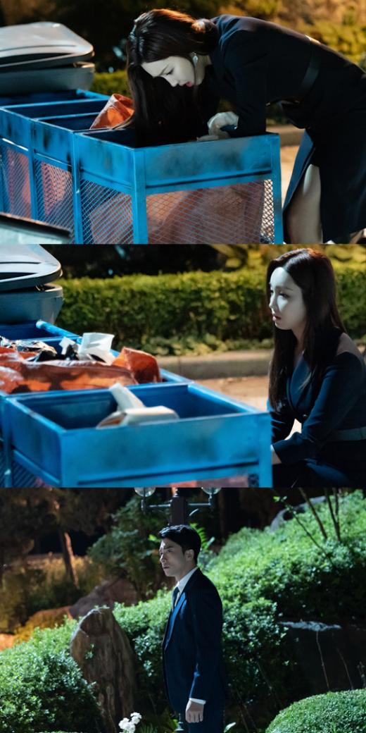 '숨바꼭질' 이유리, 한밤중 수상한 행적…의심품는 김영민