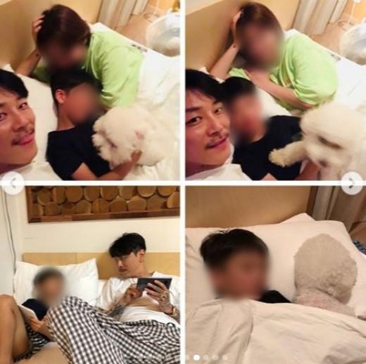 바스코 여자친구, 관심 부담됐나?…박환희 저격글 삭제_이미지