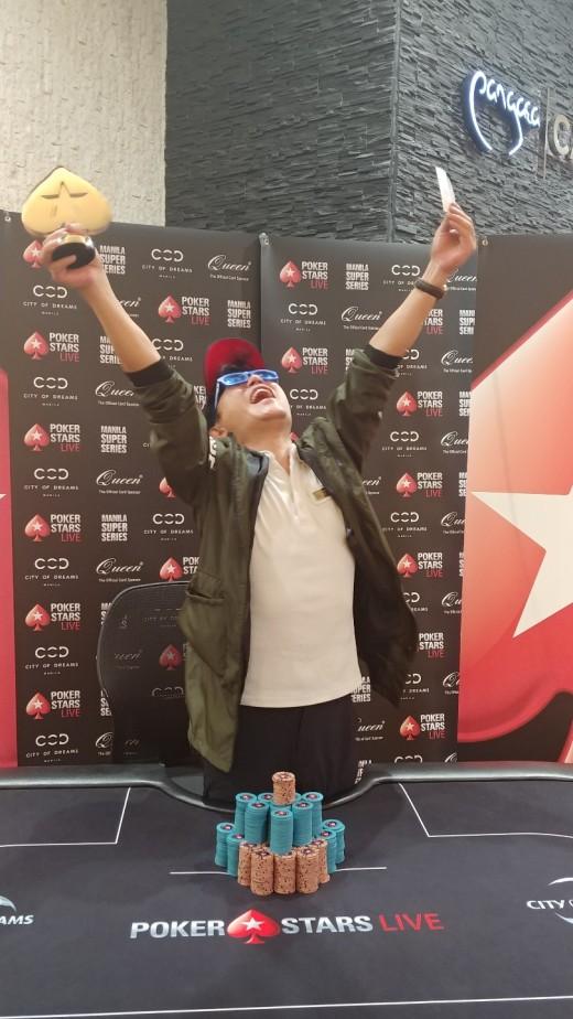 개그맨 김학도, 임요환 이어 국제 포커대회 우승…연예인 최초_이미지2