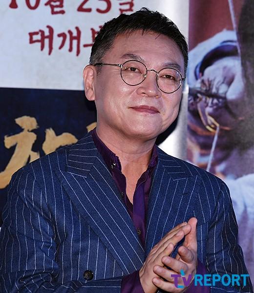 """'창궐' 김의성 """"'부산행' 좀비 노하우 없냐고?"""""""