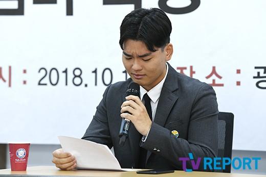 """더 이스트라이트 이석철 """"지속적인 폭행·협박 당해…김창환 '살살해라' 방관"""" 눈물_이미지"""