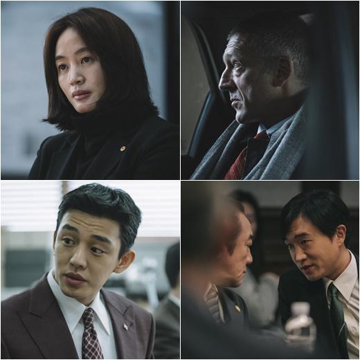 '국가부도의 날' 김혜수x유아인x조우진x뱅상카셀..두번없을 캐스팅