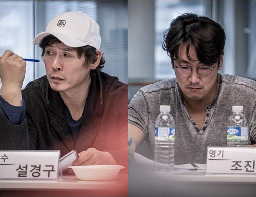 '퍼펙트 맨' 설경구x조진웅 강렬한 첫만남..허준호x김사랑 캐스팅 확정