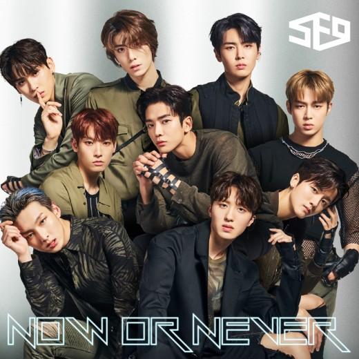 'Now or Never'…SF9의 일본질주