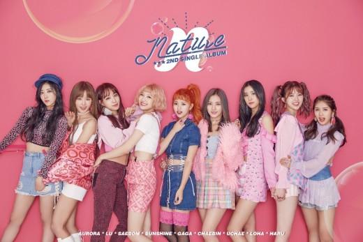 핫핑크 소녀들…11월 파티여는 네이처