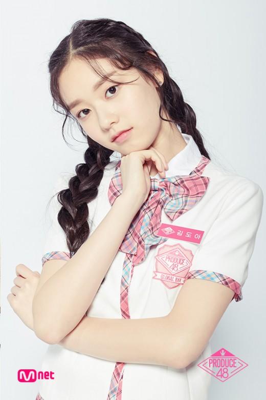 '프로듀스48' 출신 김도아, 11월 데뷔한다_이미지