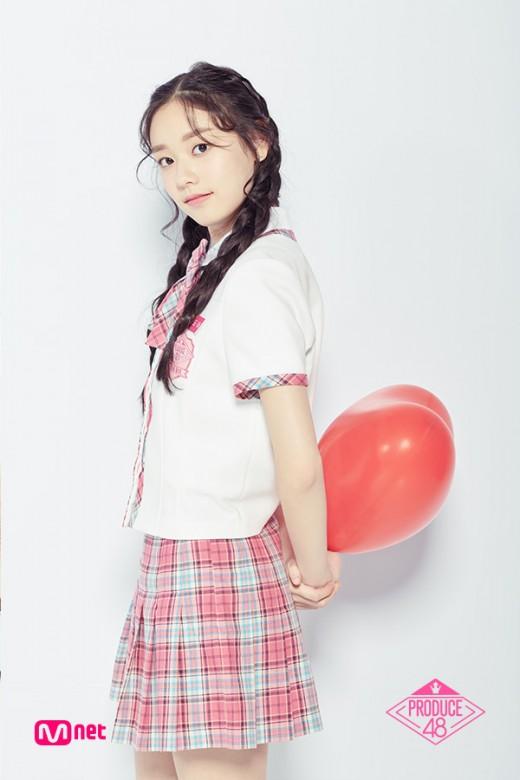 '프로듀스48' 출신 김도아, 11월 데뷔한다_이미지2