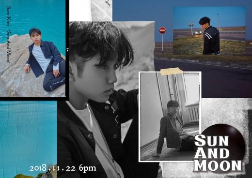30개월 만에 첫 정규…샘김의 'Sun And Moon'