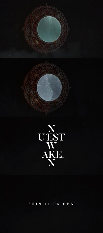 몽환적인 쓸쓸함…뉴이스트 W의 'WAKE,N'