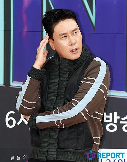이상민 '고뇌하는 프로듀서'