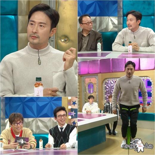 """'라디오스타' 임형준 """"이혼 기사 나고 이틀간 전화기 꺼놨다"""""""