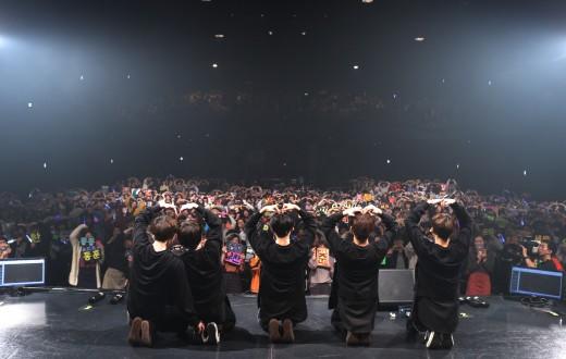 A.C.E, 일본 팬콘서트 성공적…글로벌돌로 한걸음 더