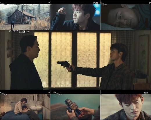 '일억개의별' 서인국, 박성웅에 총 겨눴다…일촉즉발 충격 엔딩