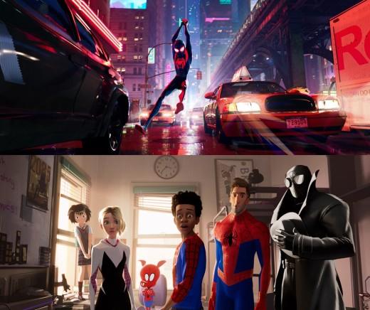 '스파이더맨:뉴 유니버스' 12월 12일 전 세계 최초개봉 확정