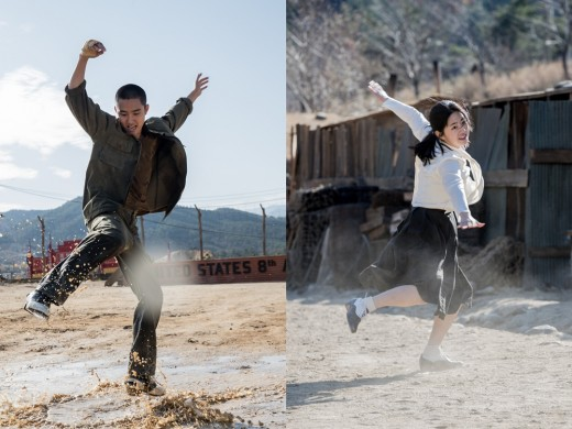'스윙키즈' 도경수x박혜수x오정세, 무장해제 시키는 오합지졸 댄스단