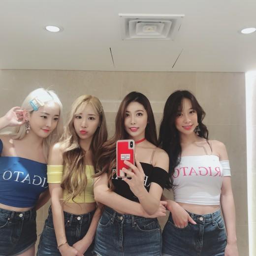 아이시어, EDM 신곡 '내가 없냐'로 컴백…오늘 음원 발표