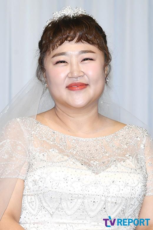 홍윤화 '30kg 감량 후 더 예뻐진 미모'