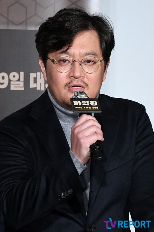 """'마약왕' 우민호 감독 """"'내부자들' 이후 3년 만, 긴장되고 설렌다 """""""