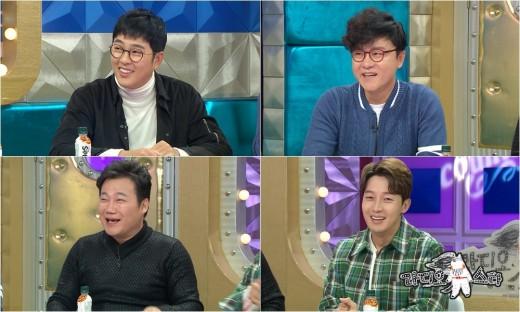'라디오스타' 박광현, MC 김국진과 골프 어프로치샷 대결…승자는?
