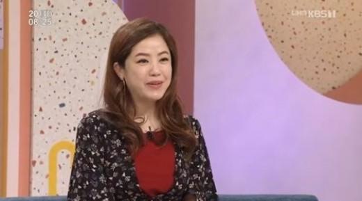 """'아침마당' 김민희 """"아버지 어마어마한 빚 남기고 돌아가셨다"""""""