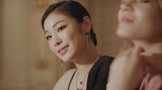 '퀸'연아의 품격, 럭셔리 파티의 주인공