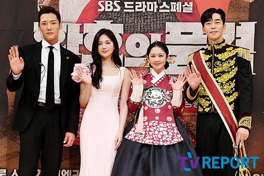 최진혁-이엘리야-장나라-신성록 '기대되는 4각 로맨스'