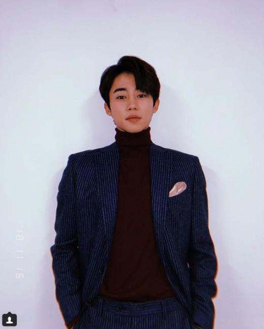 박지빈, 슈트발이 살아있다 '남성美 물씬'
