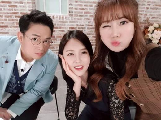 """장성규, 조수애♥박서원 결혼 축하 """"조박커플 백년해로"""""""