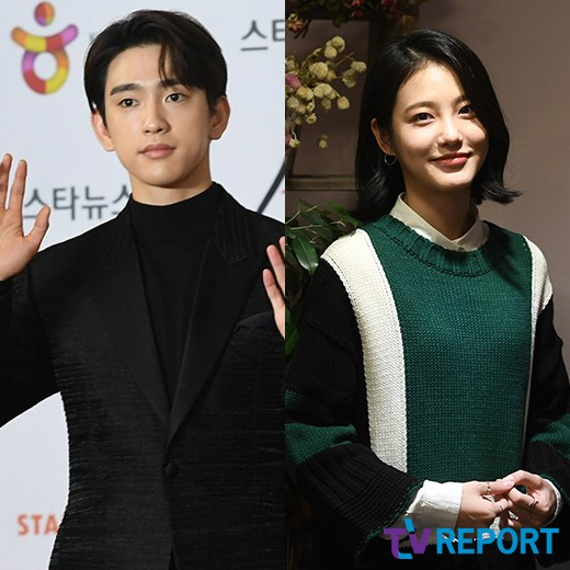 """'그녀석' 진영·신예은, 역대급 청춘 커플 """"어깨 무겁지만, 열심히 준비"""""""